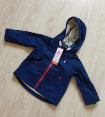 Nepromočiva jakna za dečaka NOVO ETIKETA rezz