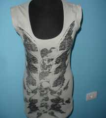 gotic tunika majica