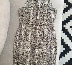 Vintage zmijska haljina