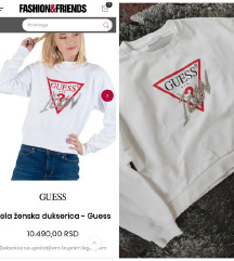 GUESS icon original duks novo