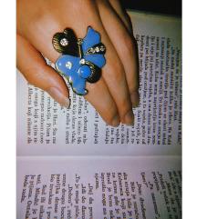 Plavo-zlatni prsten
