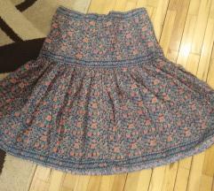 Cvetna Outfit midi suknja