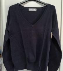 Tamno plava majica-džemperčić