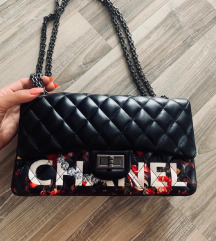 Chanel crna torba  SNIZENA