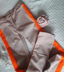 DANAS 499 Pantalone sa neon detaljima ✿✿xs