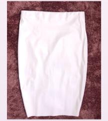 Zenksa suknja od eko koze