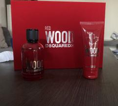Dsquared 2 Red wood