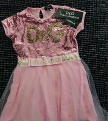 Nova D&G haljinica za devojcice