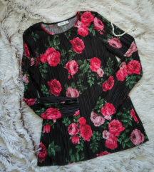 REZZ Floral bluza