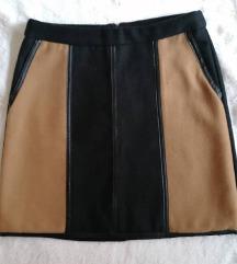 Amisu moderna suknja 🌿 SNIZENO 600 DIN