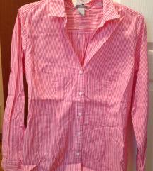 H&M ženska košulja na pruge (veličina 42)