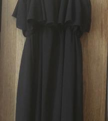 Crna haljinica, S/M (moze i razmena)