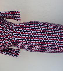 Crvena haljina 36 velicina novo