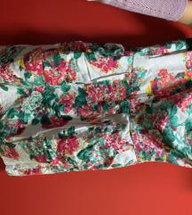 Zara top haljina