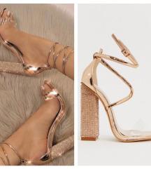 public desire diamond sandale