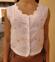Vintage majica sa vezom