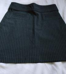 Retro style mini suknja S