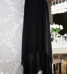 H&M asimetricna haljina