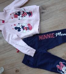 Trenerka Minnie Mouse