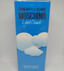 Original zenski parfem MOSCHINO Light clouds