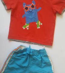 Mothercare majica i Early days