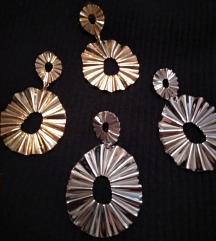 Velike zlatne ili srebrne