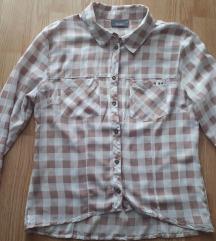 C&A karirana košulja