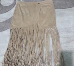 P....S....suknja s resama