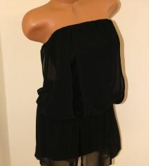 *Intimissimi* crna top haljina/tunika