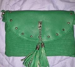 Zelena torbica POVOLJNO