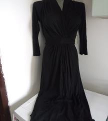 EDC crna haljina