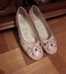 ARA kozne cipele u bebi roze boji kao nove