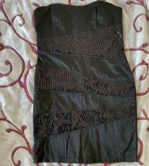 Mini crna haljina