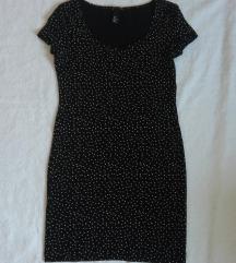 H&M haljina na tufne, kao nova