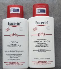 Eucerin pH5 losion za pranje i losion za tijelo