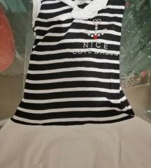 Mornarska haljina za devojčice