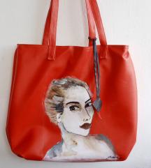 Nova torba sivena po zamisli kupca