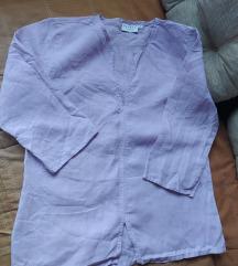Lila bluza 36