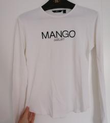 Mango majica bele boje L