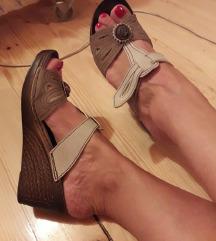 INBLU Germany papuce na platformu