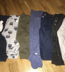 Brendirane pantalonice za bebu