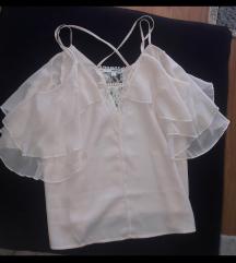 Bebi roze leprsava bluza tally weijl