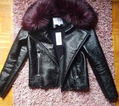 GUESS arabella faux fur original jakna
