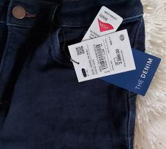 🍬 C&A dark blue skinny jeans 🍬 (3.990,00) NOVO