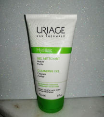 Uriage eau thermale gel za čišćenje lica i tela
