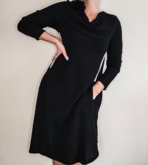 LE STREGHE 100%najfinija vuna haljina NOVO