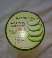Aloe vera gel 99%