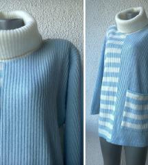 džemper rolka broj L FREE SPIRIT