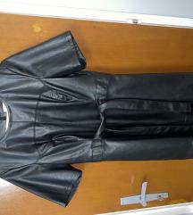 RESERVED kozna haljina