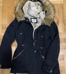 Zimska jakna crna